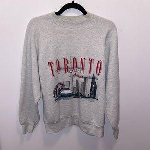 Tops - Toronto Graphic Crewneck Sweater